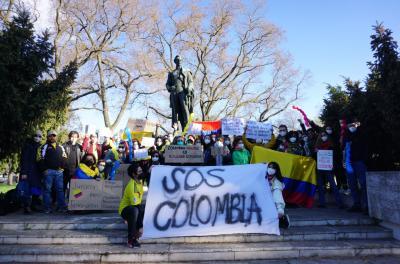 Paro Nacional: los gestos solidarios de la ciudadanía