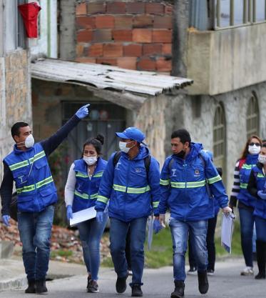 Localidades en cuarentena recibirán giros de Bogotá Solidaria en Casa