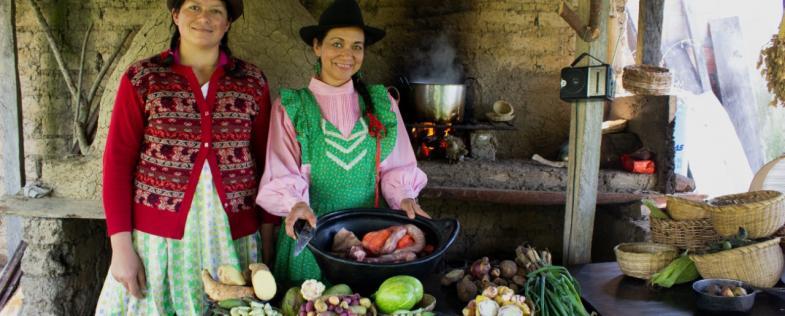Las regiones con la mejor cocina campesina de Colombia