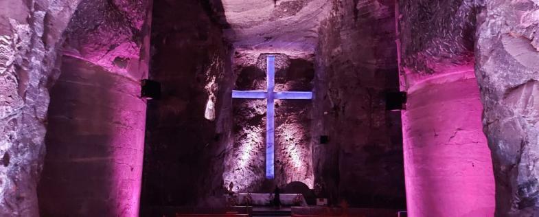Catedral de Sal de Zipaquirá: el gran atractivo de la cuna de Egan