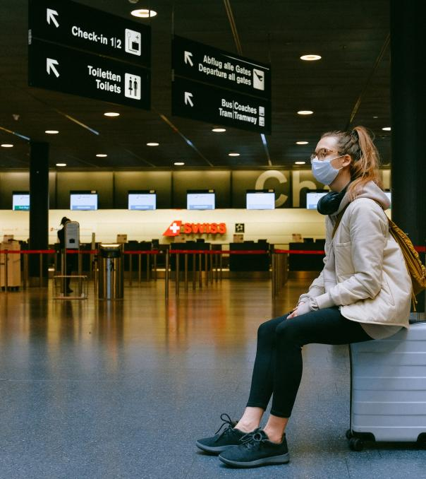 Viajeros que lleguen a EE.UU. tendrán cuarentena