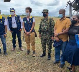 Emergencia en Riosucio y paro armado del ELN son las noticias del día
