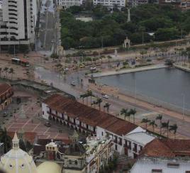 Así funcionará la ley seca y toque de queda en Cartagena