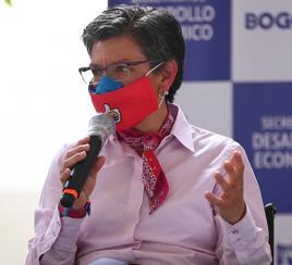 Tema del día: Con silla vacía los comerciantes piden soluciones a Claudia López