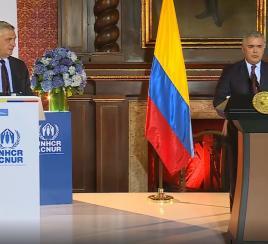 Colombia inicia proceso para regularizar a ciudadanos venezolanos