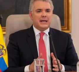 Presidente Duque amplia emergencia sanitaria hasta el 31 de mayo