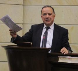 Falleció el senador conservador Eduardo Enríquez por covid-19
