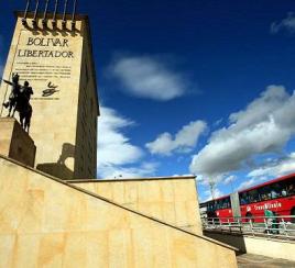 Lo que representa el Monumento a los Héroes para Bogotá