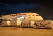 Más de cuatro millones de vacunas para Colombia en dos días