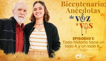 Bicentenario: Anécdotas de Voz a Vos - Toda historia tiene un lado A y un lado B