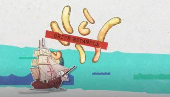 Historias de la Contingencia: Capítulo 4 – Gripe Española