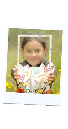 Los niños y niñas colombianos