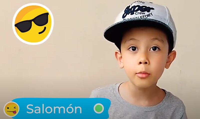 Salomón aconseja a Simón
