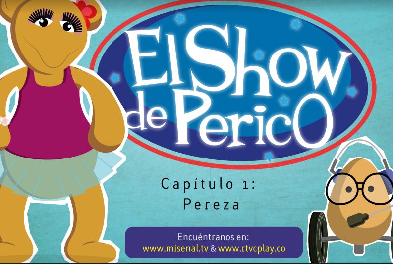 El Show de Perico - Guía pedagógica