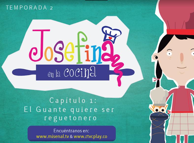 Josefina en la cocina - Guía pedagógica