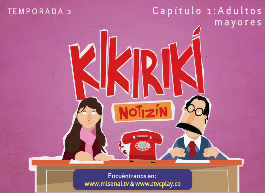 Kikirikí - Guía pedagógica