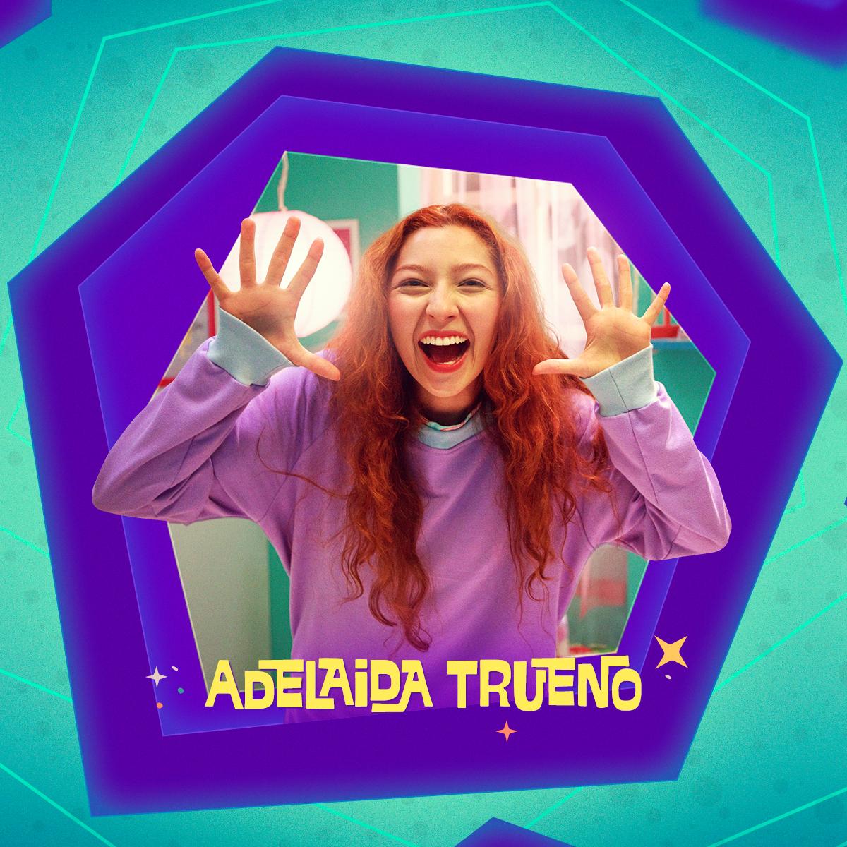 Territorio Mágico - Adelaida Trueno