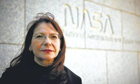 Mujeres científicas Adriana Ocampo