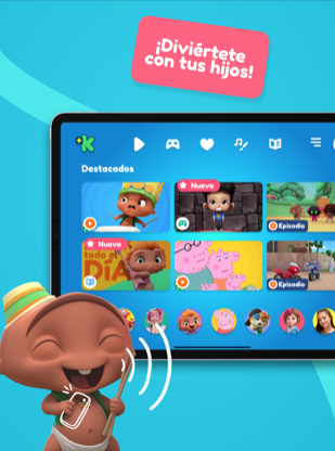 App Discovery Kids