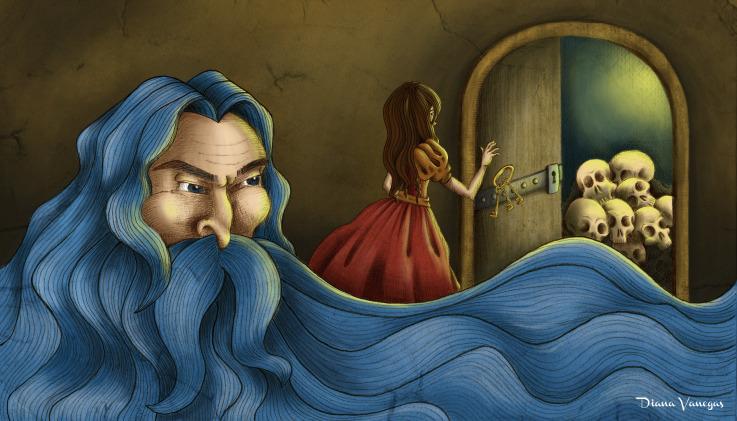 Cuentos de Charles Perrault - Barba Azul