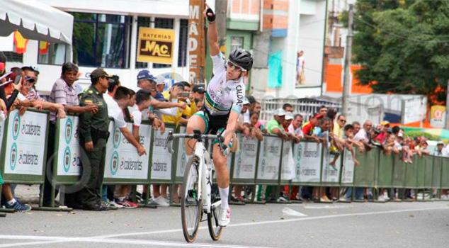 Ciclistas colombianas Diana Peñuela
