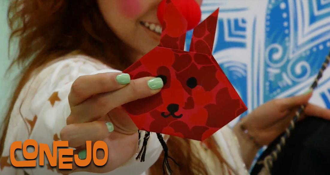 Cómo hacer un conejo en origami - Mi Señal, territorio mágico