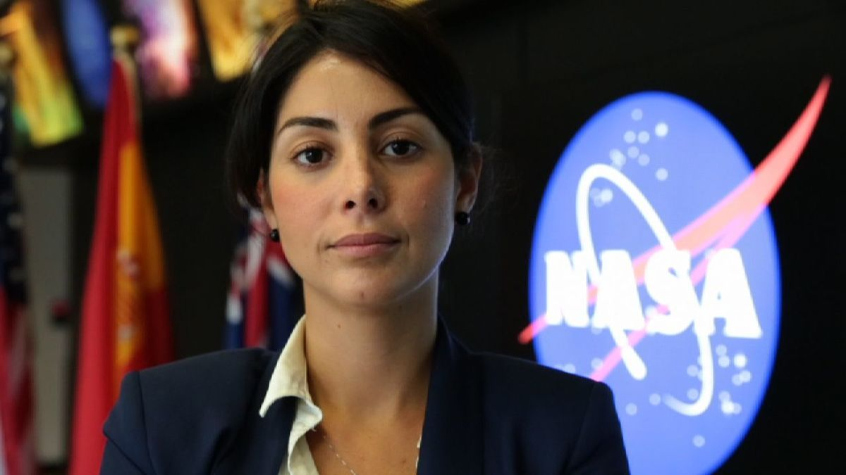 Mujeres científicas Diana Trujillo
