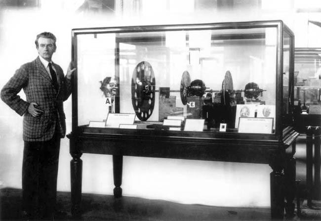 La televisión: Paul Nipkow y el disco que lleva su nombre