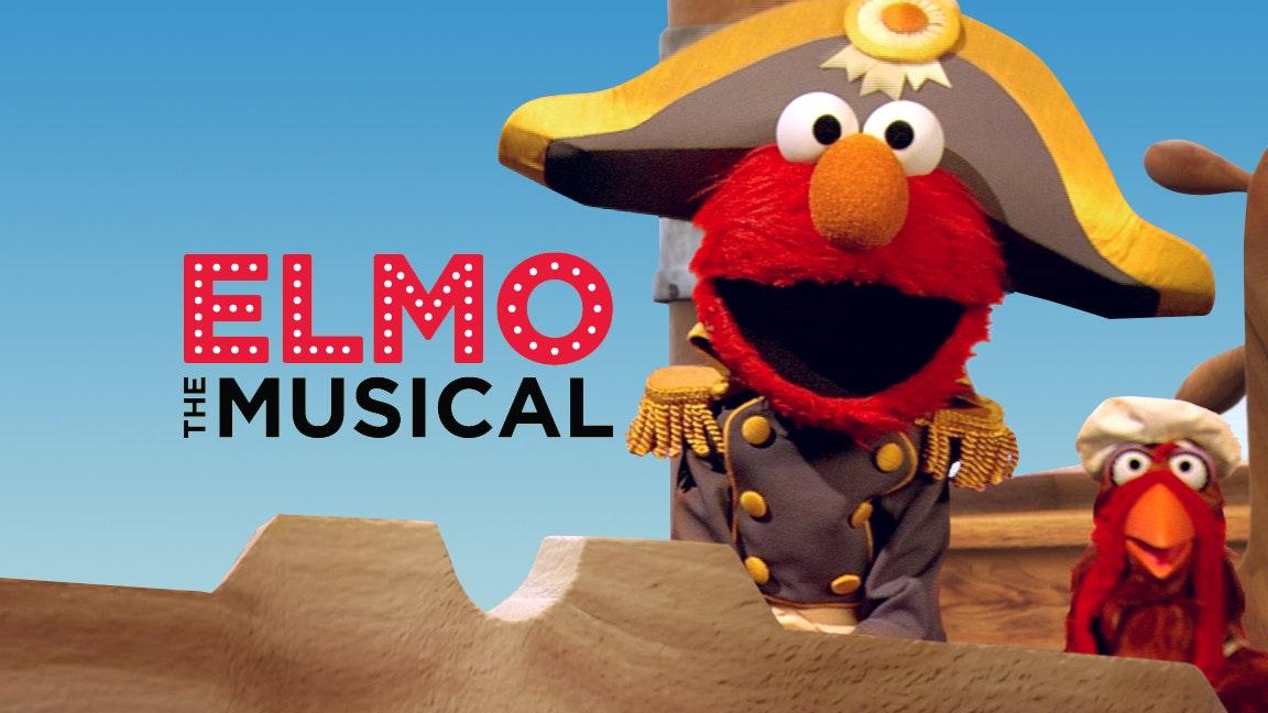 El musical de Elmo en Señal Colombia