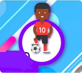 Fútbol - imágenes de deportes para niños
