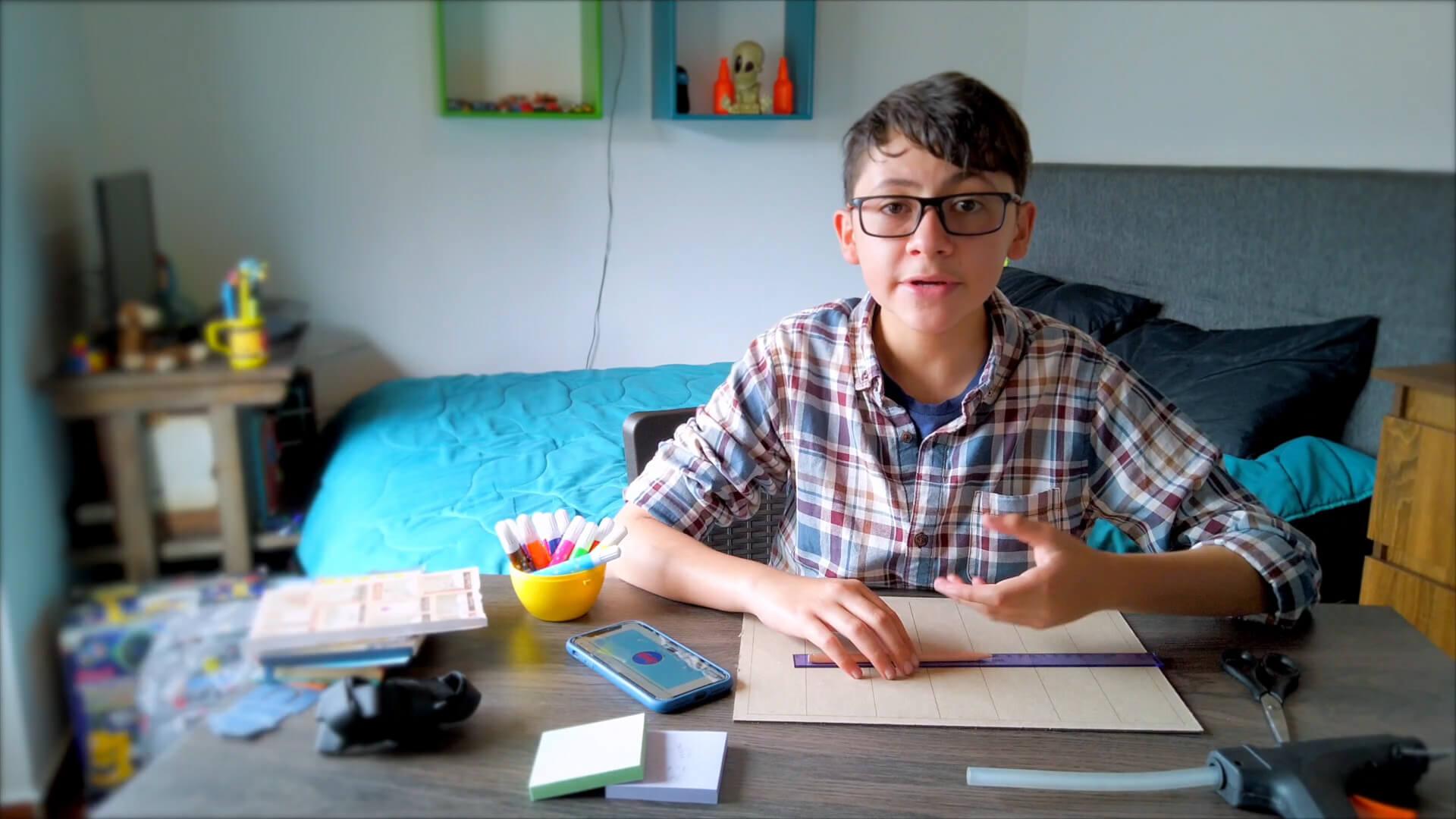 Geniales - Estudiar en casa
