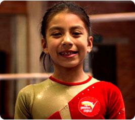 Gimnasia - imágenes de deportes para niños