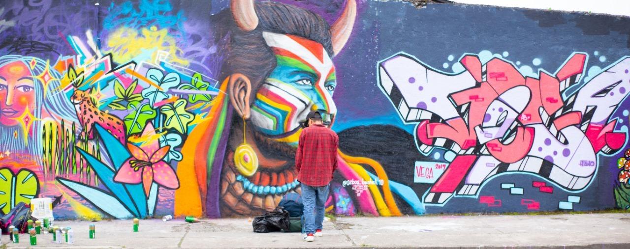Grafiti en Colombia - Murales en Pasto