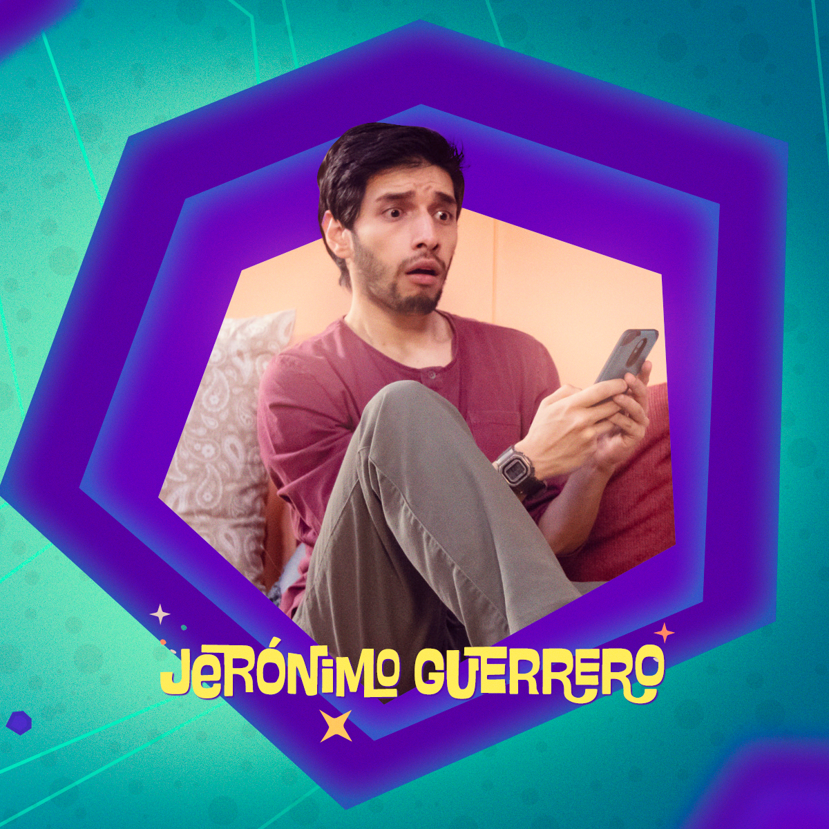 Territorio Mágico - Jerónimo Guerrero