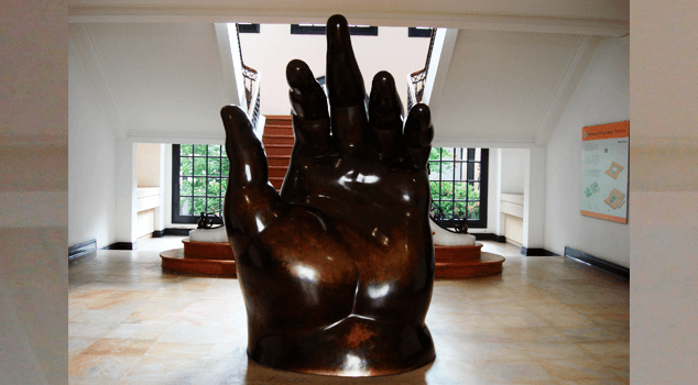 Museo virtual para niños - Museo de Botero