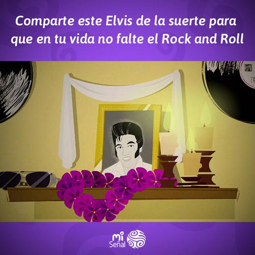 Rock para niños - Meme de Elvis de Mr Trance
