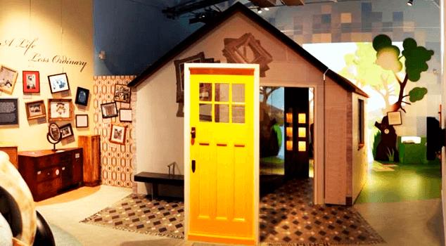 Museo virtual para niños - Museo Roald Dahl