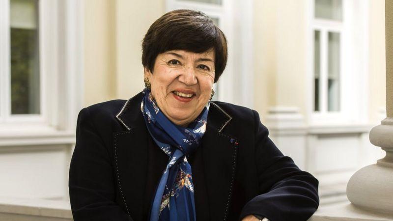 Mujeres científicas Nubia Muñoz