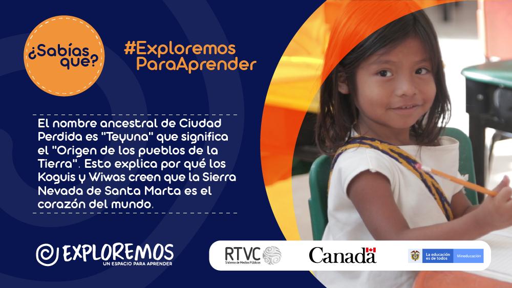 Canal Educativo Exploremos de RTVC