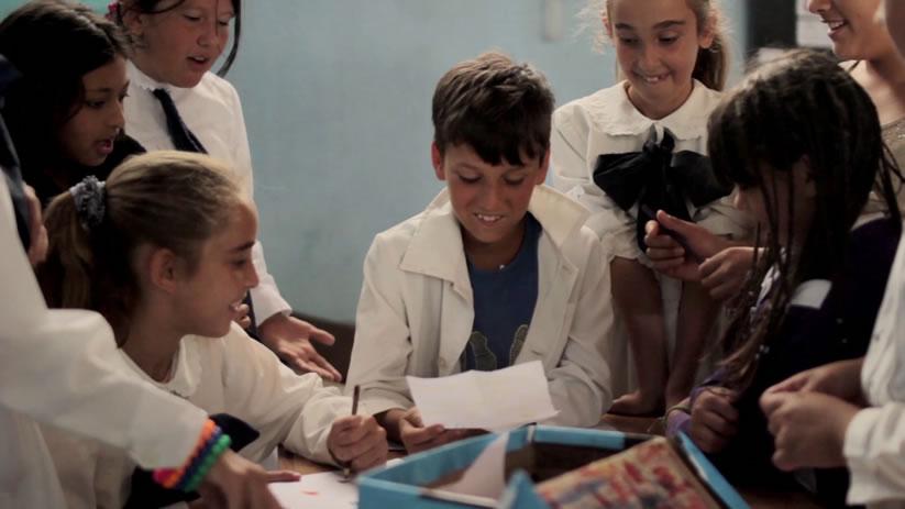 Películas latinoamericanas para niños: Cartitas (Uruguay)