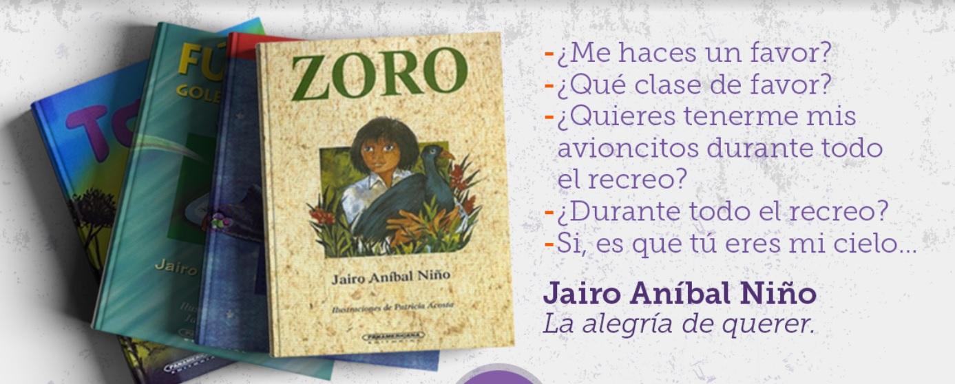 Poema Jairo Aníbal Niño