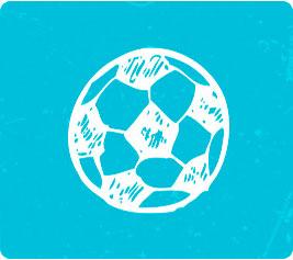 Casco - imágenes de deportes para niños