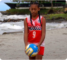 Voleibol - imagenes de deportes para niños
