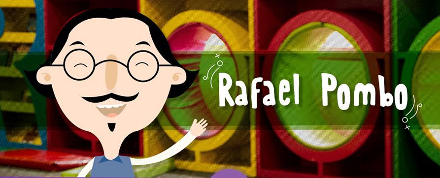Banner animado de Fábulas de Rafael Pombo