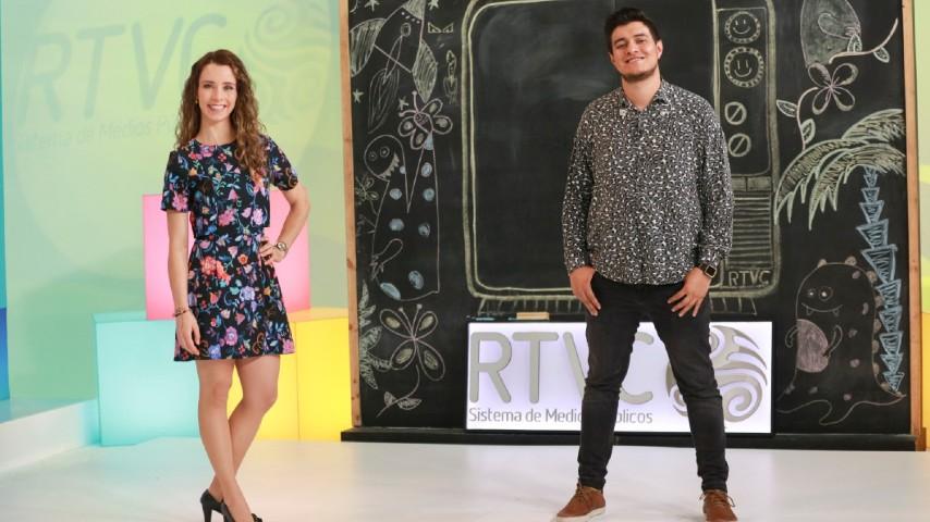 Profe en tu casa 2020 - María Camila Sánchez y Samuel Escobar