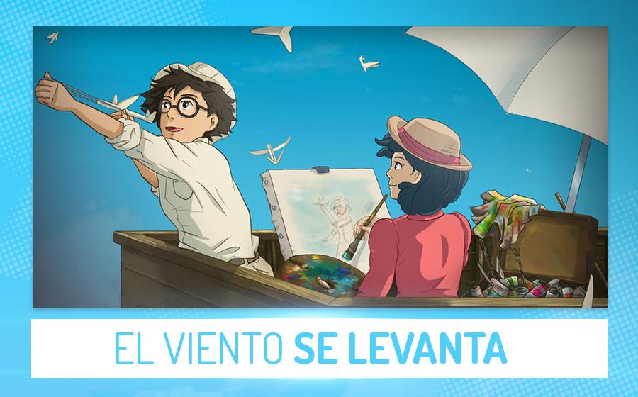 Películas de anime - El viento se levanta (Hayao Miyazaki)