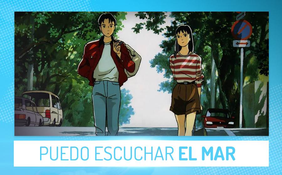 Películas de anime - Puedo escuchar el mar (Tomomi Mochizuki)