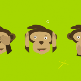 Conoce la historia de los emoticones y los emojis