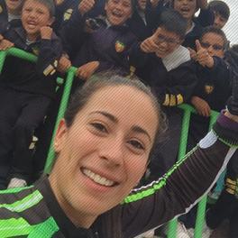 Entre muñecas y carritos, Mariana Pajón descubrió su deporte favorito