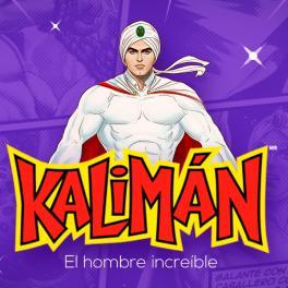¿Quién es Kalimán, el hombre increíble?